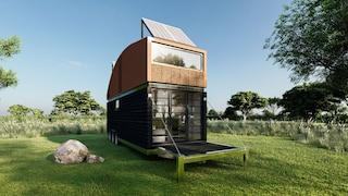 Natura, la prima casa col tetto di sughero
