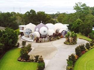 Bubble House, la casa australiana fatta di bolle è in vendita