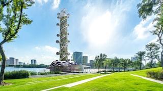 Spiral tower, la prima attrazione a impatto zero al mondo
