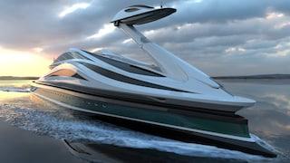 Avanguardia, il mega yacht a forma di cigno di Pierpaolo Lazzarini