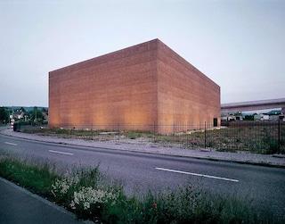 Herzog & de Meuron firmano lo Schaulager, un deposito di opere d'arte unico al mondo