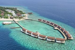 Westin Maldives Miriandhoo, il resort galleggiante in una riserva dell'Unesco