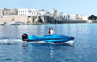 MAMBO, la prima barca al mondo in fibra di vetro stampata in 3D