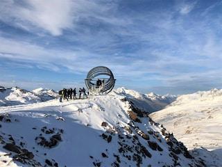 Olafur Eliasson crea una nuova opera d'arte pubblica in Alto Adige