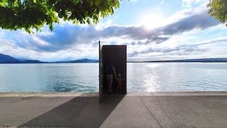 L'osservatorio subacqueo del Lago di Zugo in Svizzera