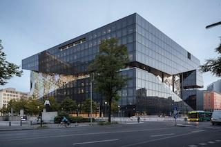 Berlino, OMA completa il nuovo quartiere generale di Axel Springer