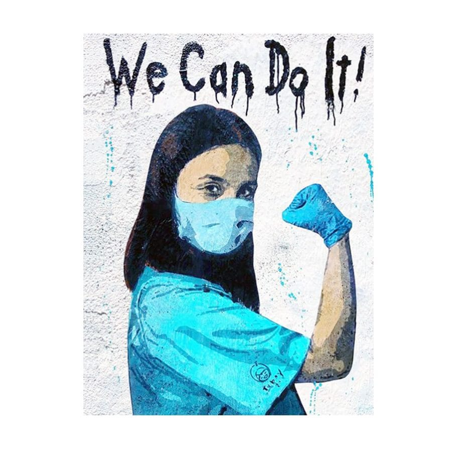 We can do it – TvBoy