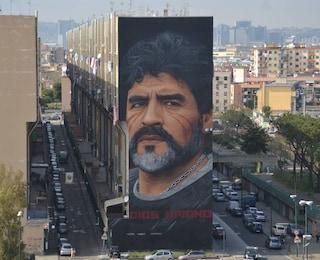 Diego Armando Maradona nel mondo: i murales più belli dedicati al Pibe de Oro