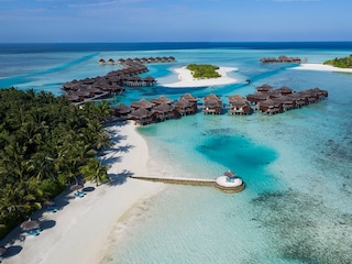 Anantara Veli Maldives Resort, il primo hotel all you can stay delle Maldive