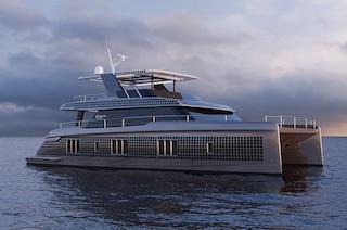 60 Sunreef Power Eco, il catamarano ecologico che piace ai campioni di Formula1
