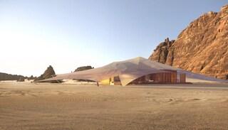 Ashar Tented Resort, le tende di lusso per fare glamping nel deserto