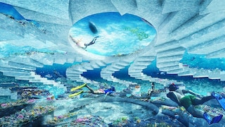 ReefLine, il primo parco pubblico di sculture sottomarine di Miami Beach