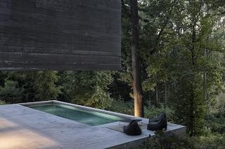 Residence FSD, la villa sospesa nella natura