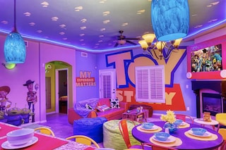 La casa a tema Toy Story