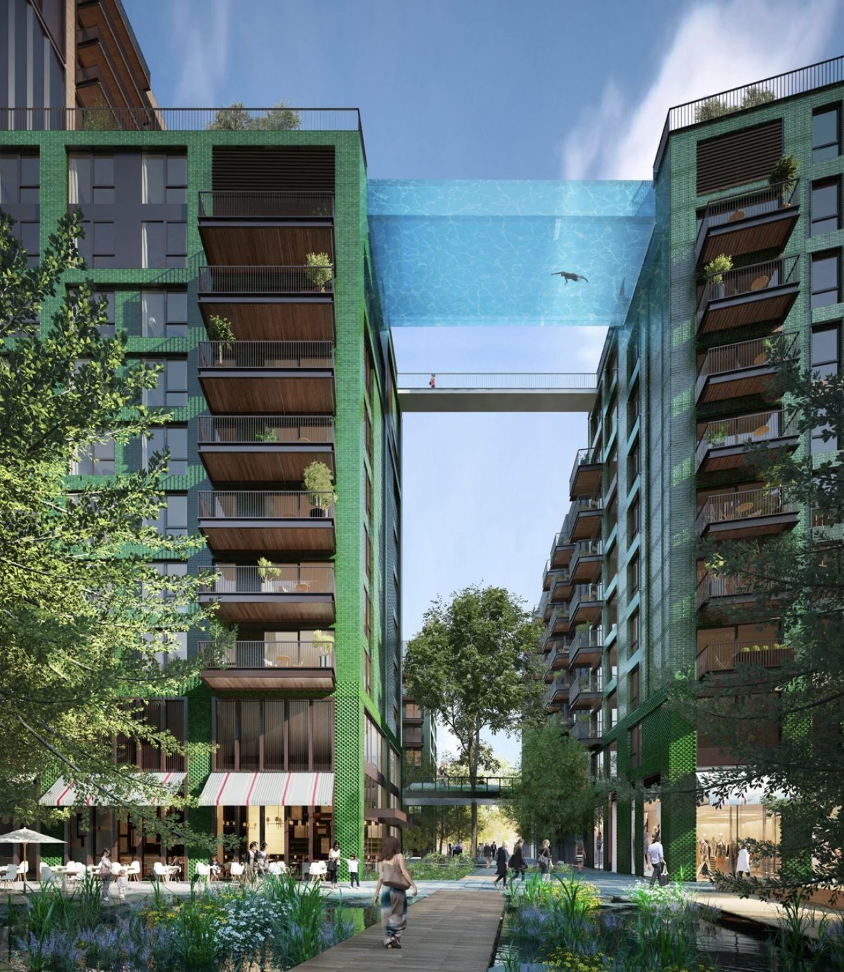 Sky Pool – HAL Architects
