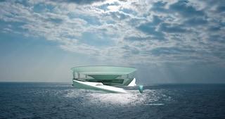 Sea Stem, l'isola artificiale che ci salverà dall'innalzamento dei mari