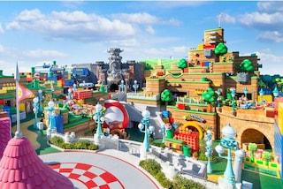 Super Nintendo World aprirà il 4 febbraio 2021: come sarà il 1° parco a tema Nintendo