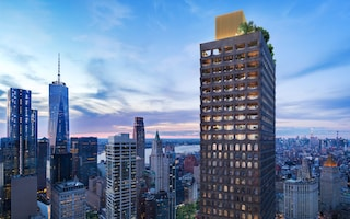 130 William: le residenze di lusso di Aston Martin e Sir David Adjaye dominano New York
