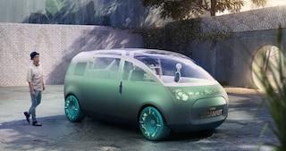MINIVision Urbanaut, la monovolume elettrica che rivoluziona lo spazio interno