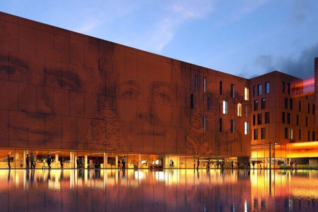 Il nuovo campus scientifico dell'Università degli Studi di Milano CRA–Carlo Ratti Associati + Italo Rota