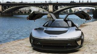 Ritorno al futuro con la DeLorean DMC-12 del 2021