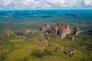 Scoperta la Cappella Sistina dell'Amazzonia