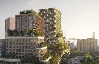 Utrecht avrà la sua variante del Bosco Verticale di Milano