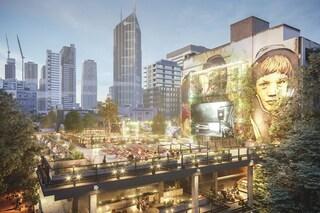 I parcheggi di Melbourne diventano giardini pensili meravigliosi
