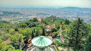 Il centro di Barcellona diventerà un'area verde e pedonale