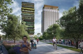 Milano come New York avrà la High Line e un nuovo Bosco Verticale