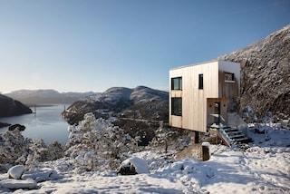 L'hotel affacciato sul fiordo norvegese più bello del mondo