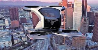 L'automobile che vola sui cieli delle città è ormai realtà