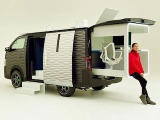 Il caravan che aiuta a mantenere l'equilibrio tra lavoro e vita privata