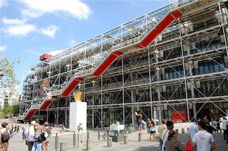 Perché il Centre Pompidou di Parigi deve chiudere