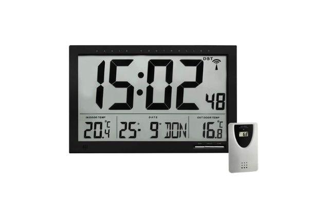 orologio da parete digitale TFA-Dostmann