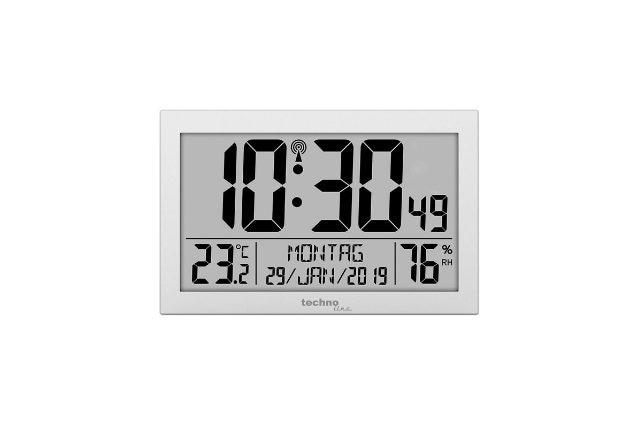 miglior orologio da parete radiocontrollato Technoline