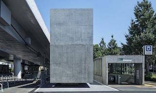 Sembra un monumento ma è un bagno pubblico unico al mondo