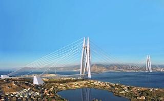 La proposta per il Ponte sullo Stretto di Messina