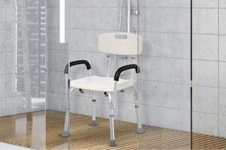 Migliori sedie da doccia: classifica, recensioni e modelli