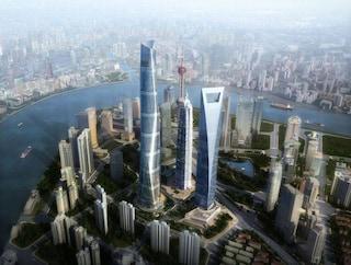 L'hotel di lusso più alto del mondo