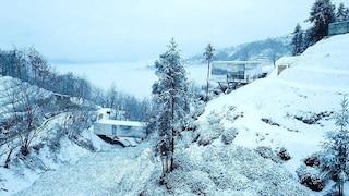 L'hotel fatto di cabine che si mimetizzano nel paesaggio