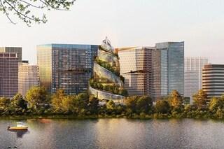 Amazon costruirà una nuova sede a Washington