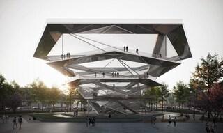 La futura città high-tech della Cina