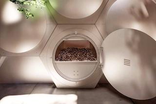 Il primo impianto di compostaggio umano ha iniziato a funzionare