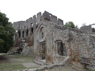 Monterano, il paese fantasma alle porte di Roma