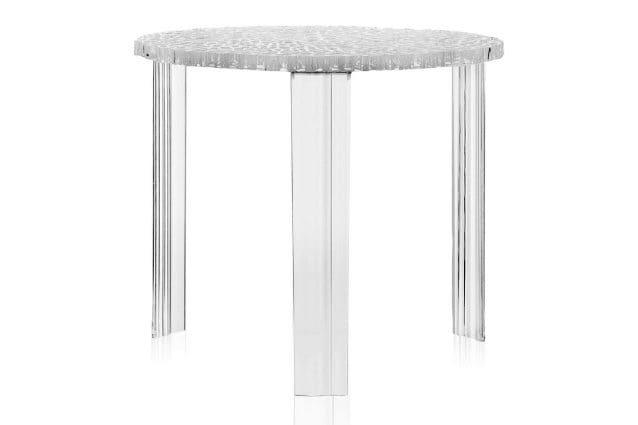 tavolino di cristallo