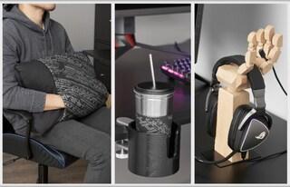 Ikea ha lanciato una linea di mobili e accessori dedicati ai videogiocatori