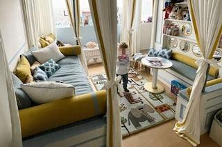 Cosa c'è nella stanza di Leone, il figlio di Chiara Ferragni e Fedez