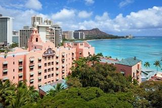 Il resort di lusso dove tutto è rosa