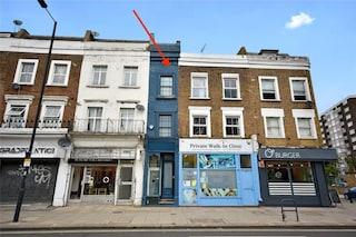Ecco com'è fatta la casa più stretta di Londra